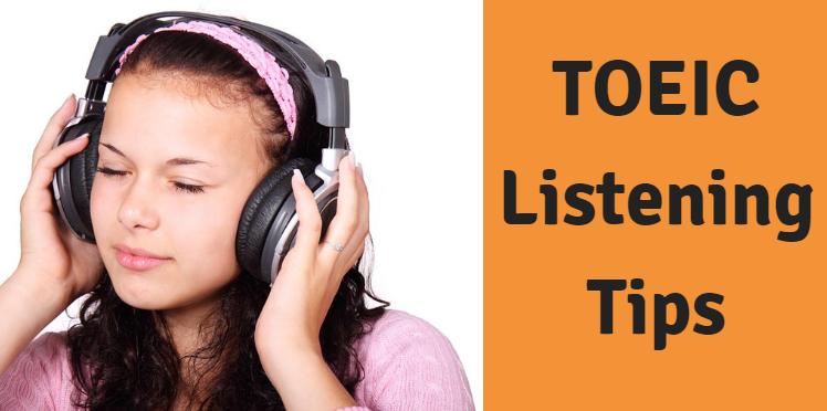 kỹ năng làm bài listening toeic